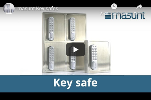 Key safe Video